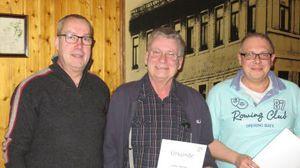 Wolfgang Croner, Lothar Zerres und Thorsten Barnikol